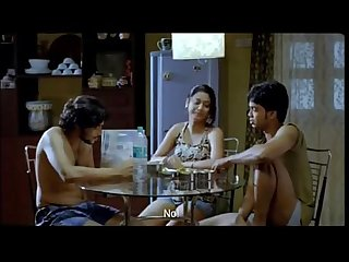 3 on a Bed Most Awaited Movie Hot Scenes